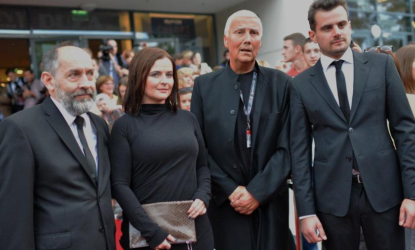 Pierwsze gwiazdy na festiwalu w Gdyni