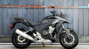 Zestawienie motocykli turystycznych do 220 kg