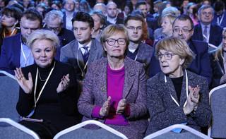 Konwencja 'Kobieta, Europa, Polska': PO i IP deklarują walkę o prawa kobiet i odbudowę wspólnoty