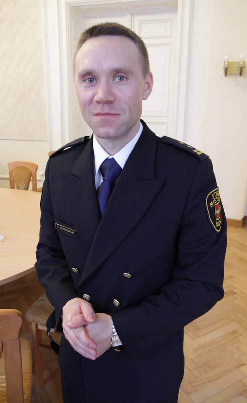 DARIUSZ GRZYBOWSKI