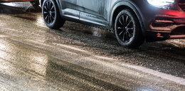 Marznący deszcz i gołoledź. Ostrzeżenia IMGW dla trzech województw