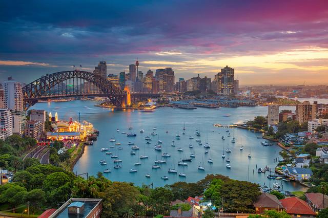 Sidnej, Australija