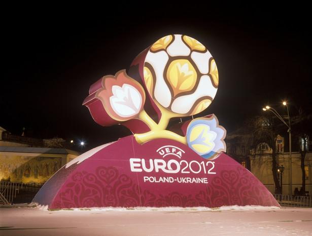Logo Euro 2012. Fot. Shutterstock