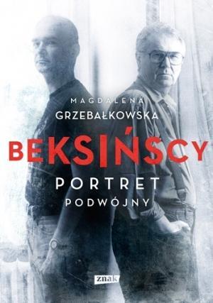 """""""Beksińscy. Portret podwójny"""" okładka"""