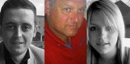 Zrozpaczony ojciec w żałobie. Stracił ukochaną córkę, teraz żegna syna