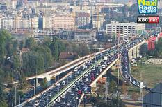 KILOMETARSKE KOLONE Velike gužve zbog čukanja na autoputu, kritično i na mostovima
