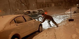 Śnieżyce paraliżują USA