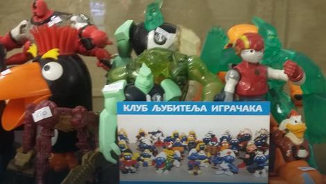 U subotu se održava 46. berza igračaka