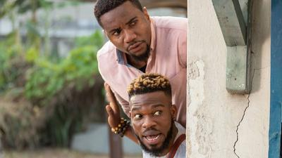 See first photos from Kayode Kasum & Dare Olaitan's forthcoming comedy 'Dwindle!'