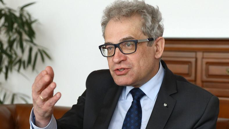 ambasador Włodzimierz Marciniak