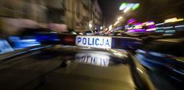 Policyjny pościg i strzały w Bartoszycach