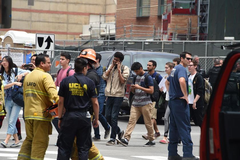 Reprezentacja Brazylii musiała uciekać po strzelaninie na uniwersytecie