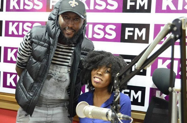 Shaffie Weru and Adelle Onyango