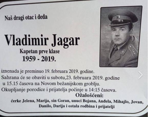 Slikovni rezultat za Vladimir Jagar