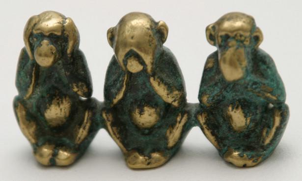 Trzy małpki. Tumi-1983