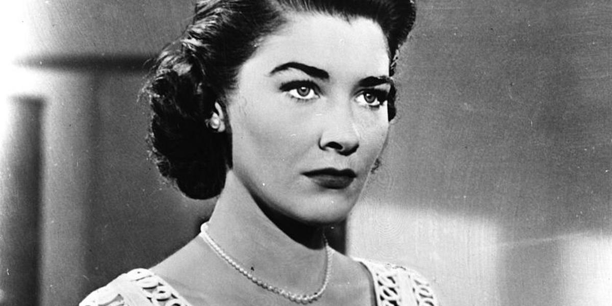 Actress Virginia Leith — Known for On the Threshold of
