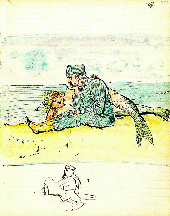Skica iz dnevnika