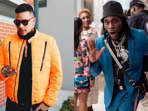 AKA demands an apology from Burna Boy as he plans to perform in South Africa