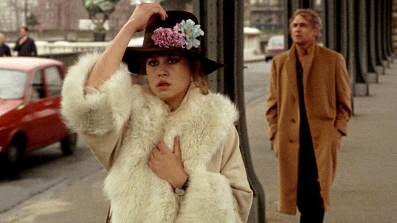 """""""Ostatnie tango w Paryżu"""" - kadr z filmu"""