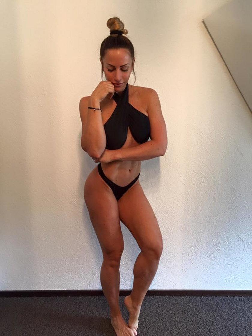 33-letnia Rebecca Burger