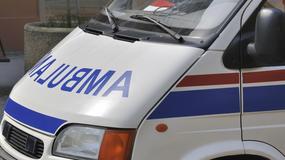 Nowy Sącz: Wypadek karetki w centrum miasta. Cztery osoby zostały ranne