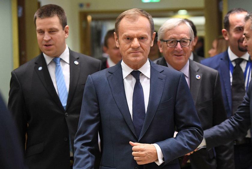 Tusk o decyzji KE w sprawie Polski