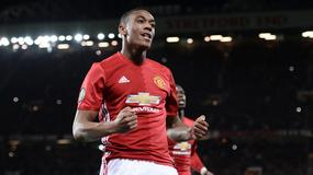 Anglia: Manchester United pewnie wygrał na Turf Moor, bohater Anthony Martial