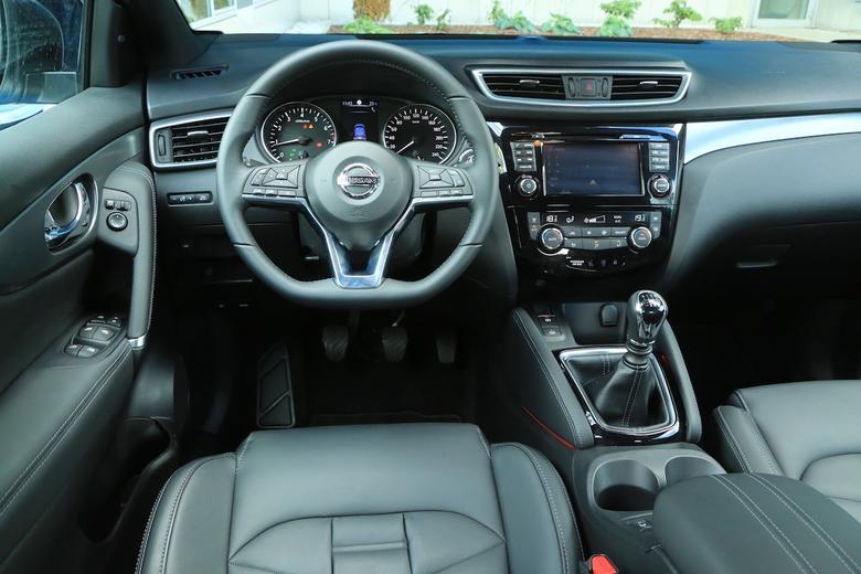 Nissan Qashqai 1.6 DIG-T Tekna+