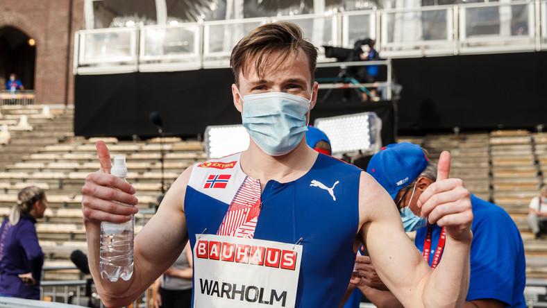 Karsten Warholm