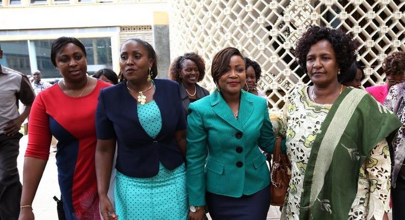 Women Parliamentarians