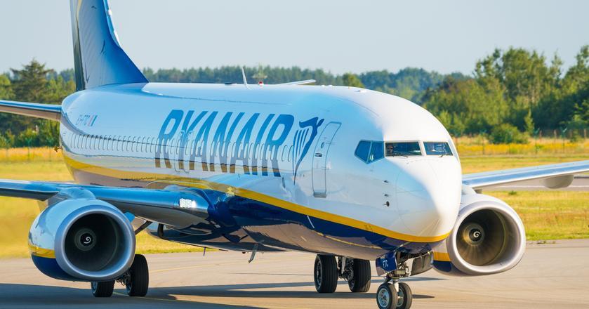 Ryanair odwołał kilkadziesiąt tysięcy lotów. Powód? Problemy ze skompletowaniem załóg