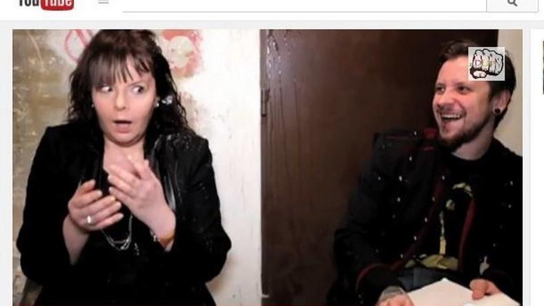 """Karolina Korwin Piotrowska w """"Wywiad z dupy"""""""