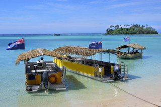 Sportowcy z Wysp Cooka wrócili do kraju po ponad 13 tygodniach