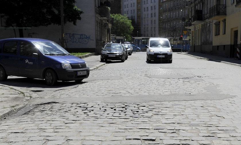 Remonty ulic