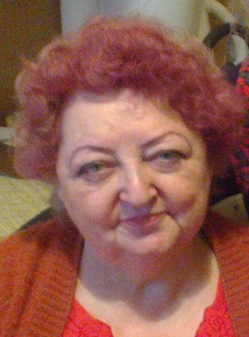 Daria Gońda (68 l.) została brutalnie zamordowana