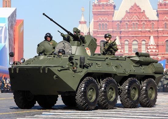 BTR-82A to kolejny przykład głębokiej modernizacji sprzętu, pamiętającego czasy ZSRR