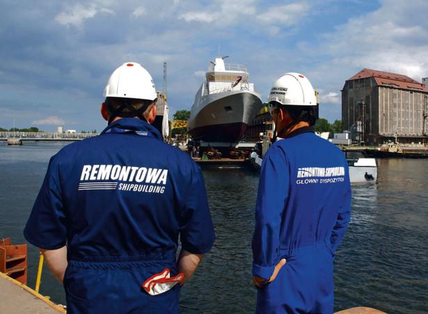 Remontowa Holding ma się tak dobrze, że wylądowała w pierwszej dwudziestce największych płatników podatków