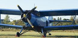 Na Lubelszczyźnie spadł samolot. Są ranni