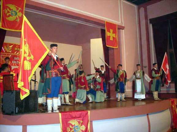 Proslava dana crnogorske državnosti u Lovćencu