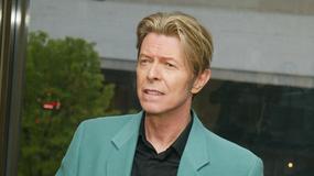 Włosy Davida Bowiego i gitara Prince'a sprzedane