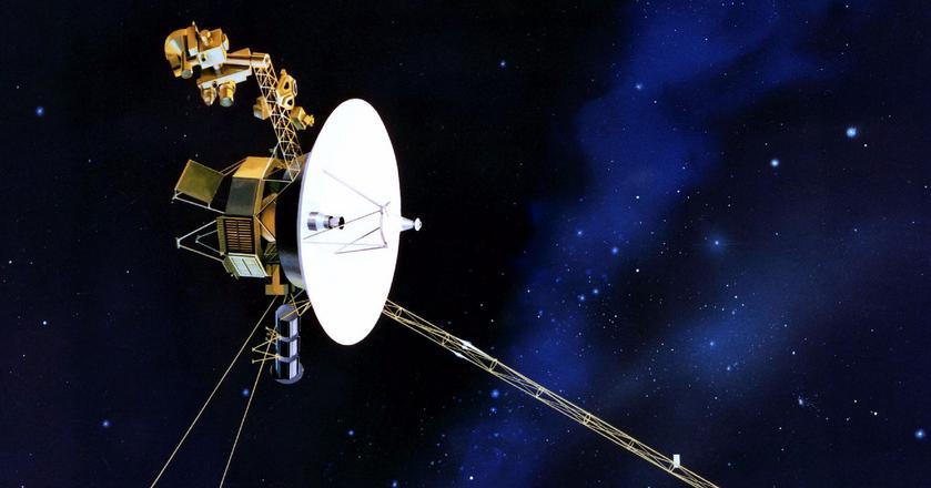 Jedna z sond programu Voyager