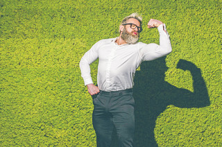 Trener fitnessu: Jestem pogromcą sadła