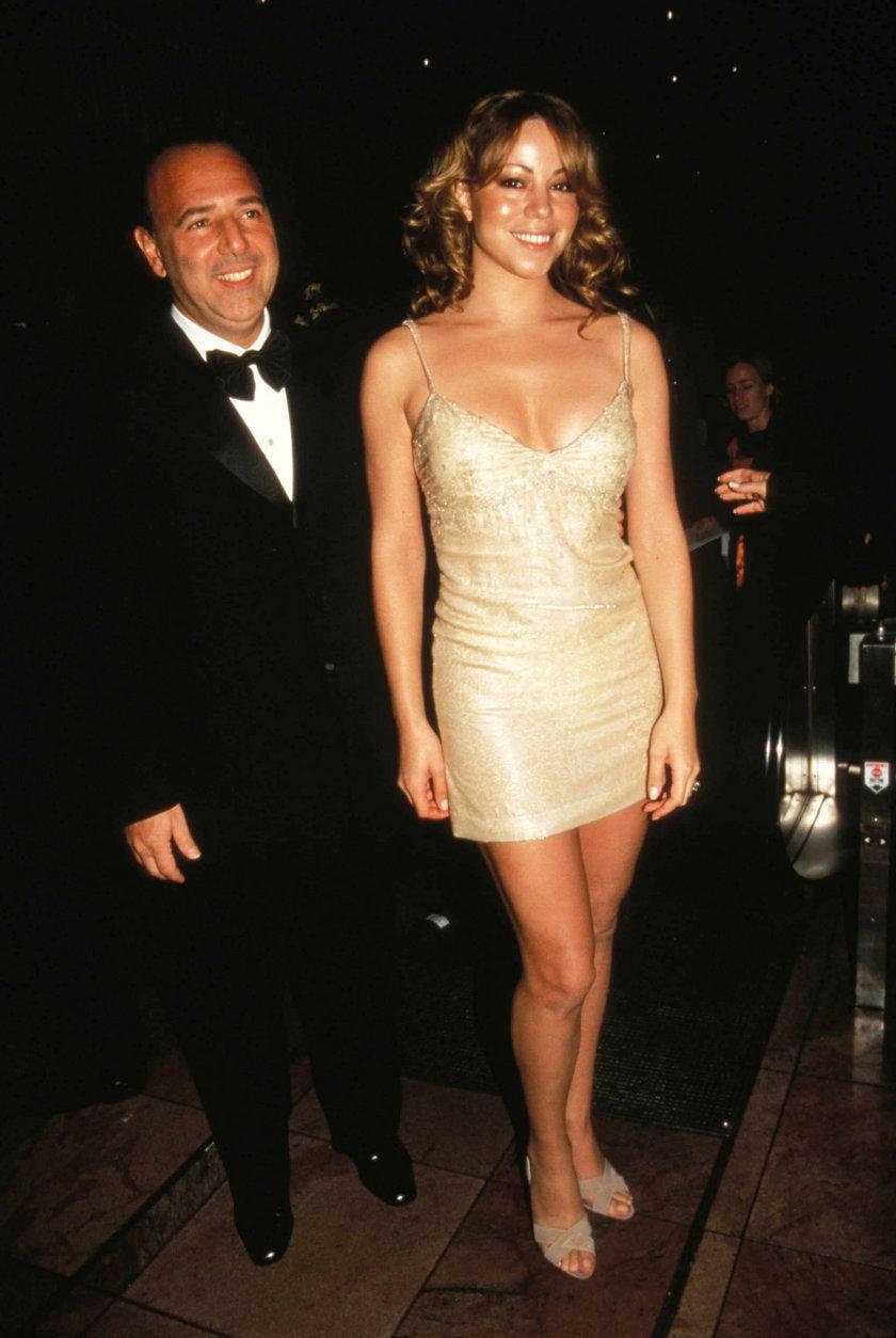 Mariah Carey i Tommy Mottola