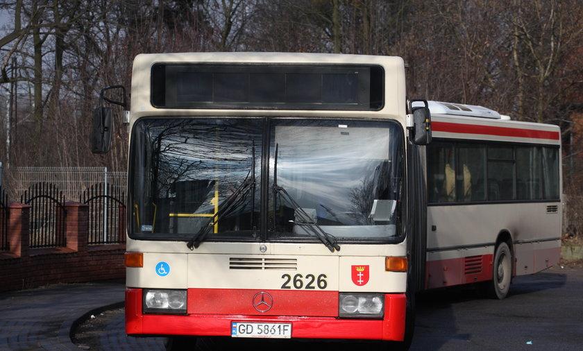 autobus złom gdansk