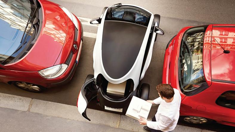 Renault pochwaliło się właśnie, że pierwsza sztuka ekscentrycznego modelu twizy została sprzedana w Polsce. Auto przypominające pomieszanie różnych gatunków pojazdów będzie służyć w firmie, której właściciele postanowili udostępniać je turystom, by ci mogli w nim poznawać okoliczne zabytki, zwiedzać Olsztynek, Grunwald, Stawigudę, Nidzicę i… nie zatruwać środowiska naturalnego spalinami oraz nie płoszyć zwierzyny.