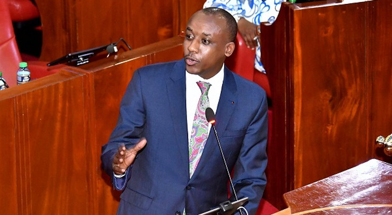 Mutula Kilonzo Jr ranked best Senator in Kenya