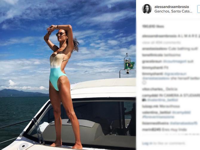 Sama sebi najbolja reklama: Ovako seksi Brazilka promoviše VRELI TREND