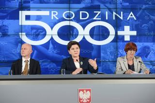 """Rafalska: Najtrudniejszy etap wdrażania programu """"Rodzina 500 plus"""" za nami"""