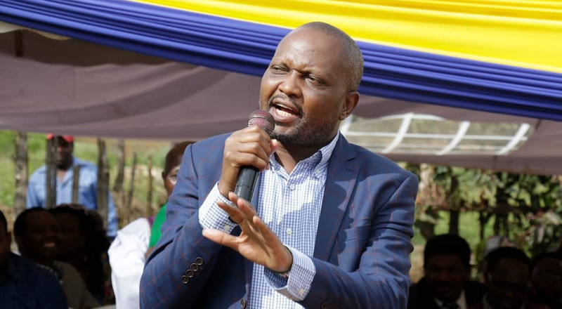 Moses Kuria to vie for Nairobi Gubernatorial seat after Sonko's Impeachment