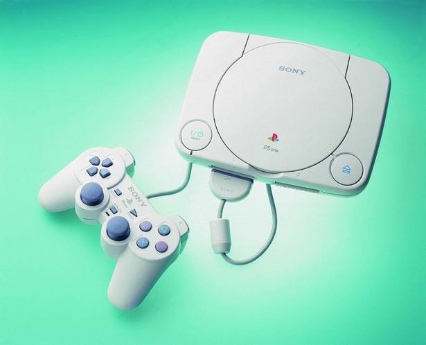 PS One - premiera 1994 rok